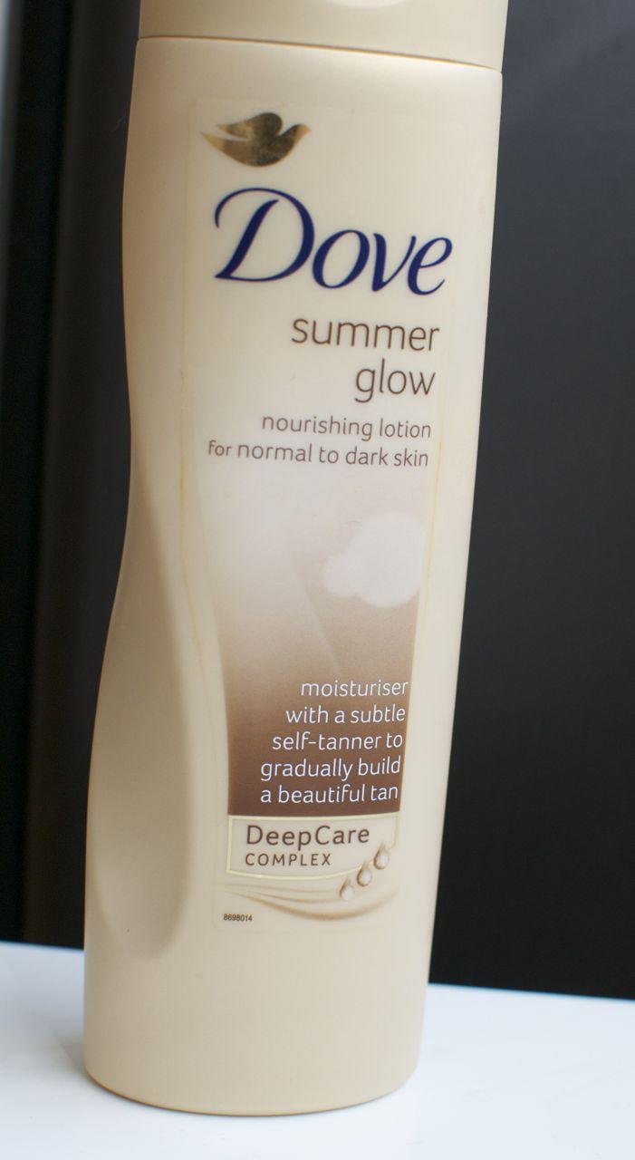 dove_summer_glow