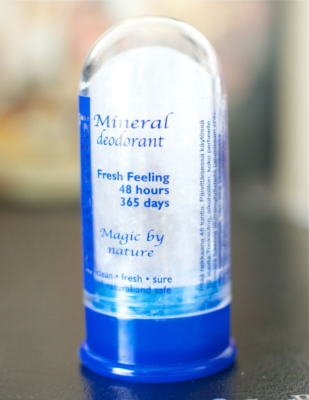 deodoranttikivi